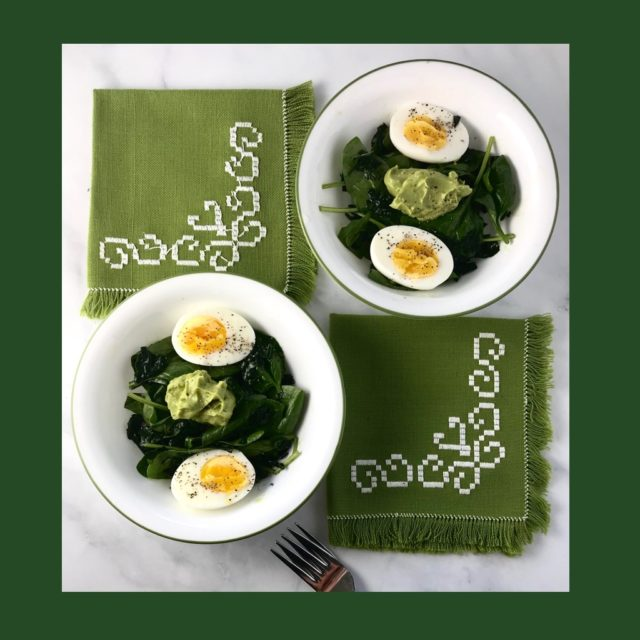 Brains & Brawn Kale Salad
