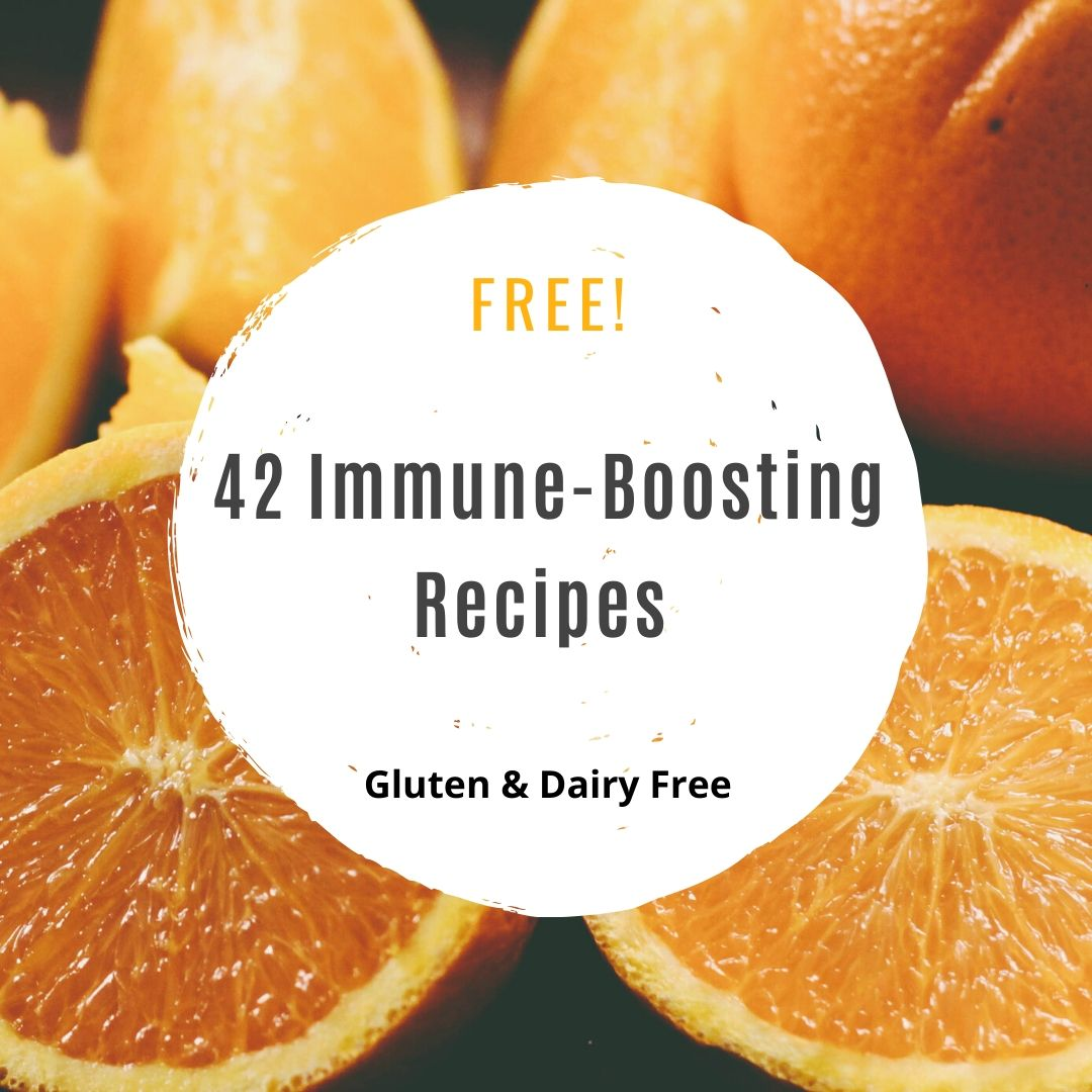 42 Immune-Boosting Recipes E-Book