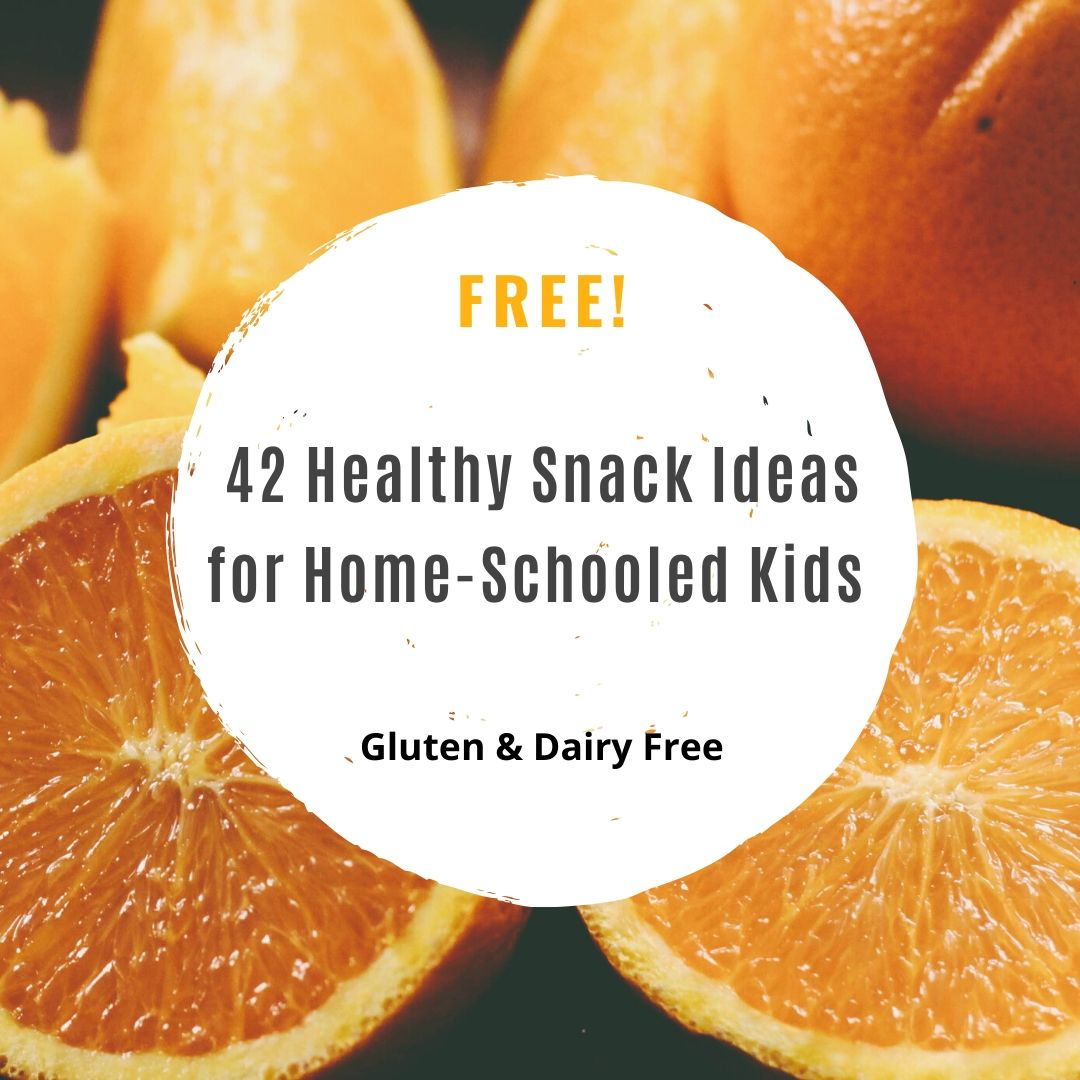 42 FREE Healthy Recipes for Home-Schooled Kids